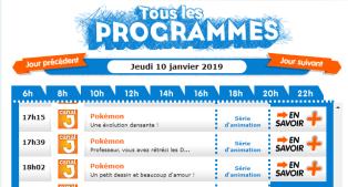 épisode 40 et 41 jeudi 10 janvier 2019 canal j